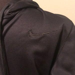 Nike Shirts - Nike Therma fit zip up hoodie
